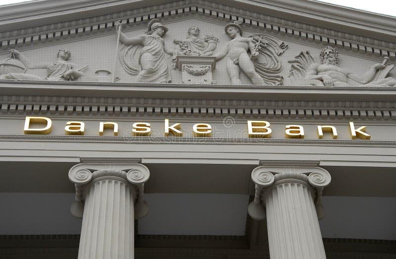 BANCA DI DANSKE BANK_DANISH immagine stock