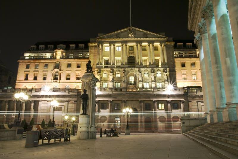 Banca di Inghilterra, Londra immagine stock libera da diritti