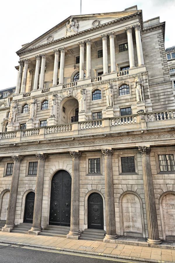 Banca di Inghilterra, Londra, Inghilterra, Regno Unito, Europa immagine stock