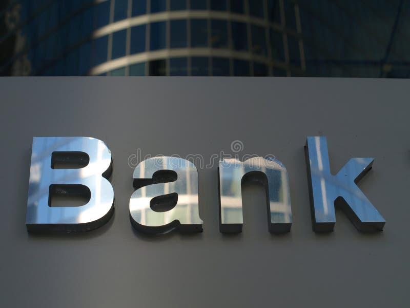 Banco foto de stock royalty free