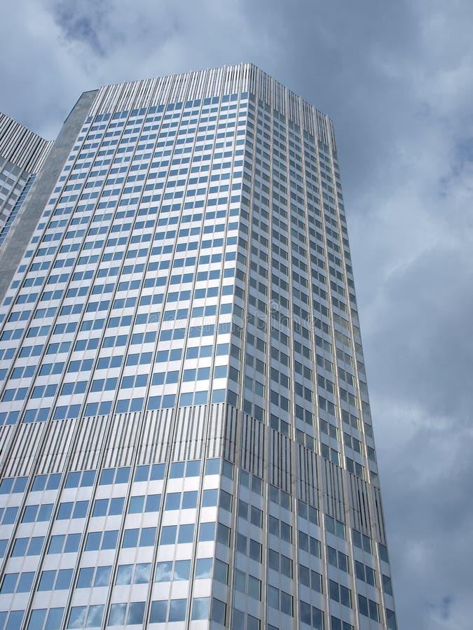 Banco Central Europeo foto de archivo