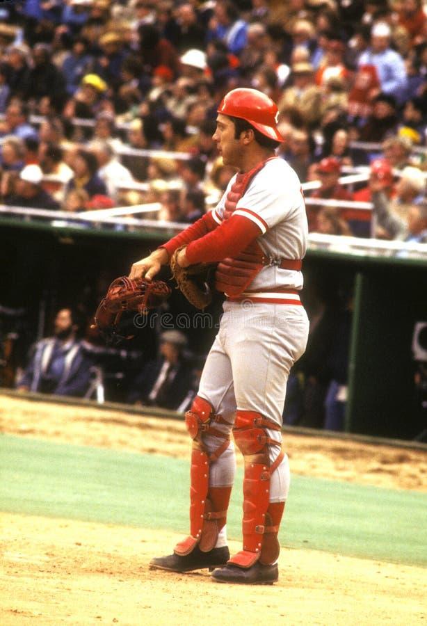 Banco Cincinnati Reds del Johnny fotografia stock