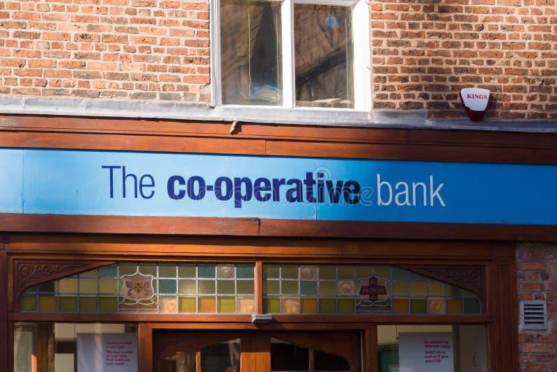 Banco cooperativo imagenes de archivo