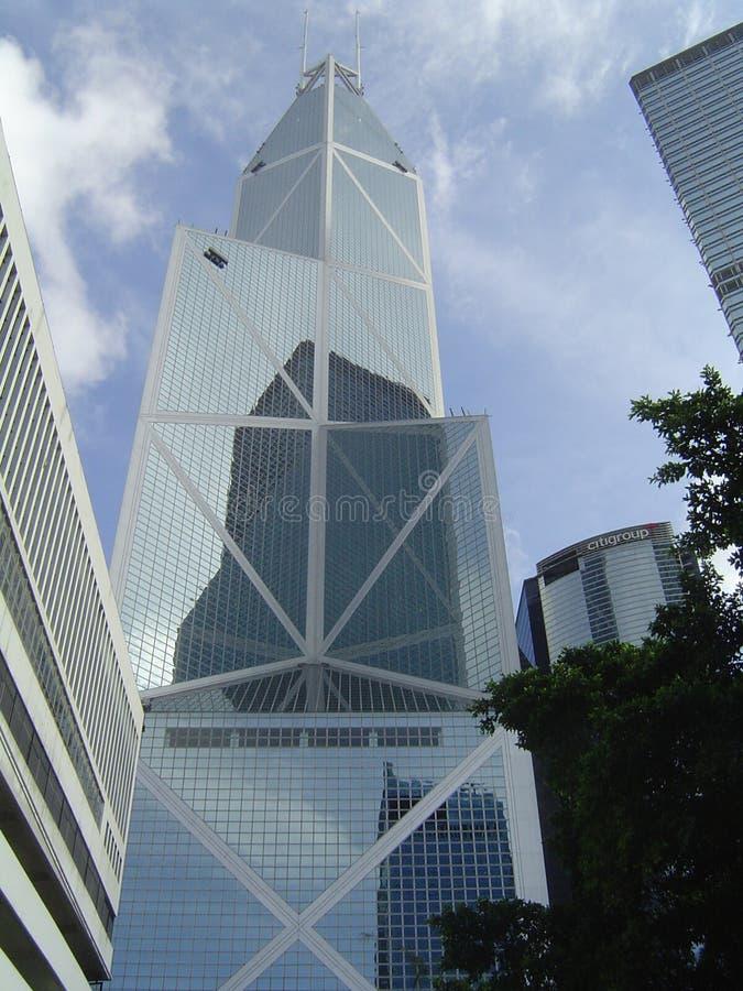 Banco da China foto de stock royalty free