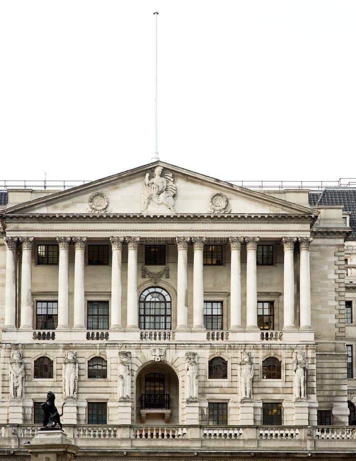 Banco de Inglaterra imagenes de archivo