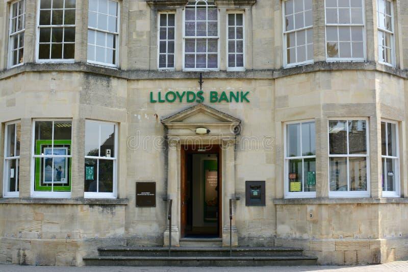 Banco de Lloyds foto de stock
