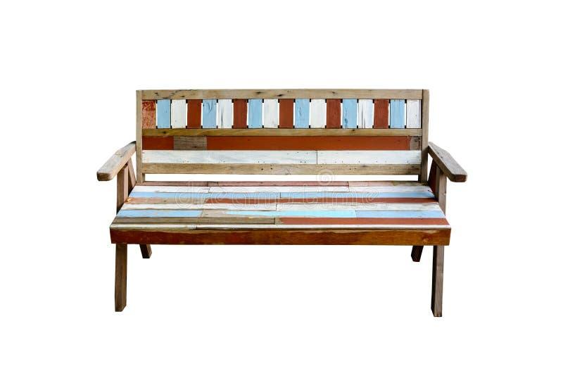 Banco de madera del vintage en blanco foto de archivo imagen de modelo wooden 58202700 - Banco de madera blanco ...