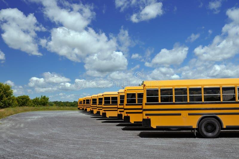 banco dei bus immagine stock libera da diritti