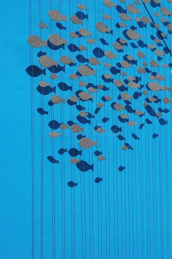 Banco dei pesci immagini stock libere da diritti