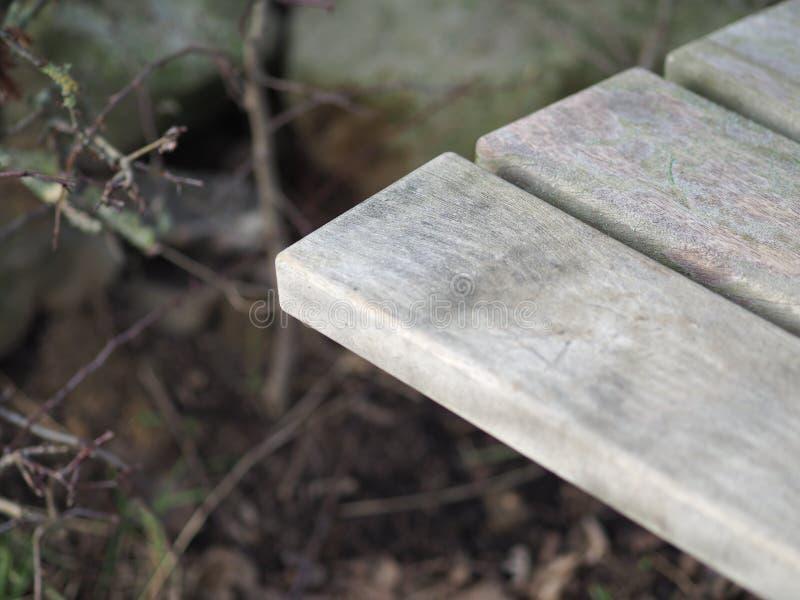 Banco di legno immagini stock libere da diritti