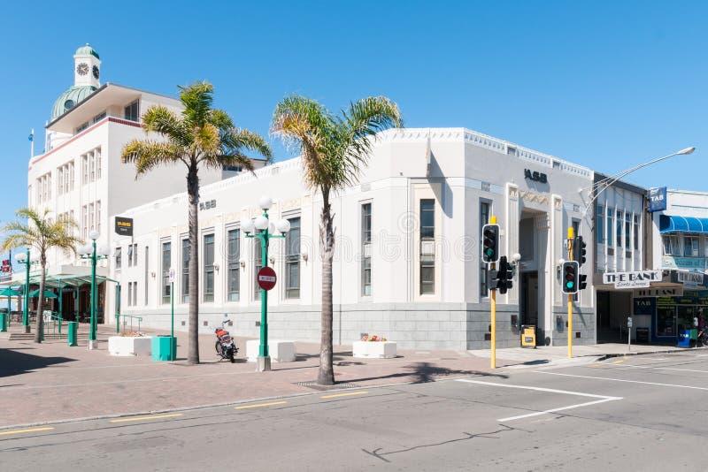 Banco Napier de ASB fotos de archivo
