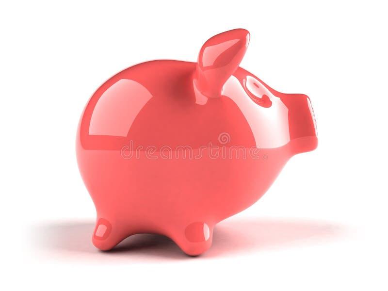 Banco Piggy ilustração stock