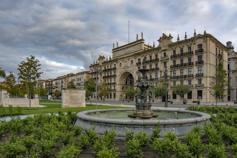 Santander Stadt