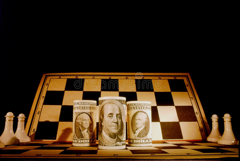 Banconota; fotografia stock libera da diritti