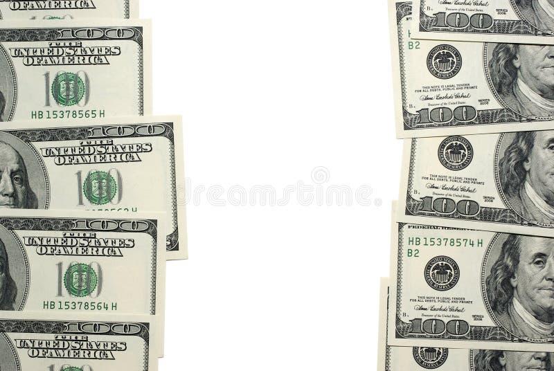 Download Banconote Del Dollaro Con Spazio. Fotografia Stock - Immagine di disegno, mercato: 7322398