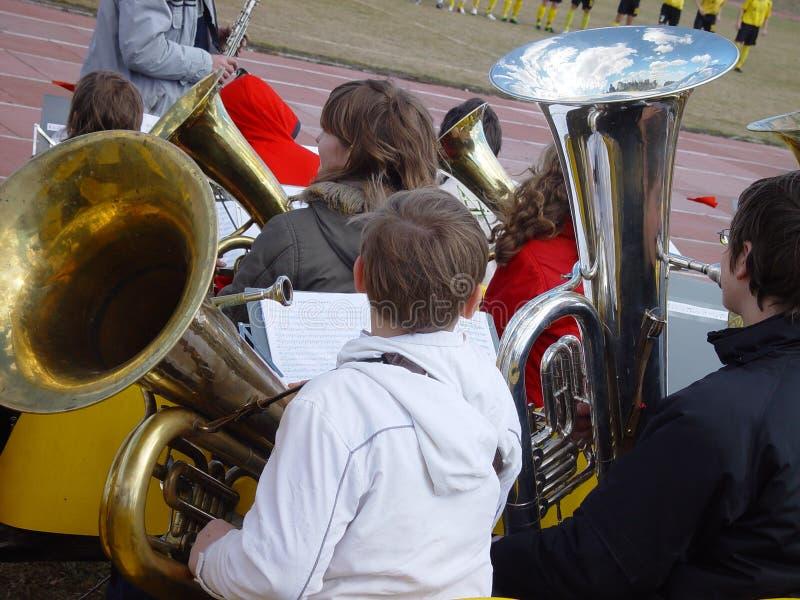 Band royalty-vrije stock foto's
