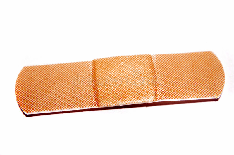 Band-aid images stock