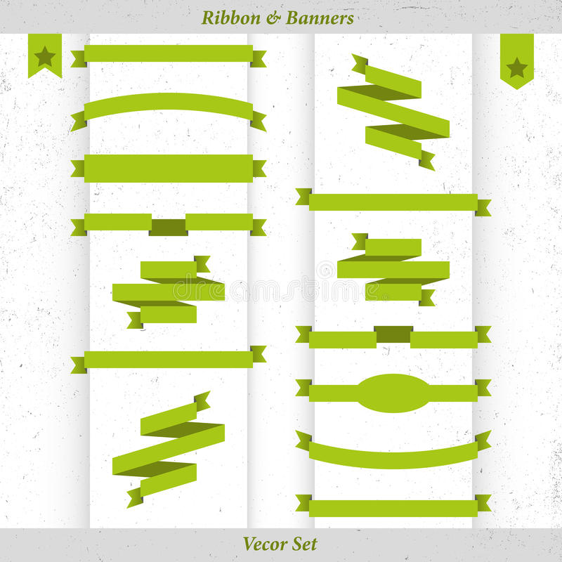 Download Band & baner vektor illustrationer. Illustration av element - 37344557