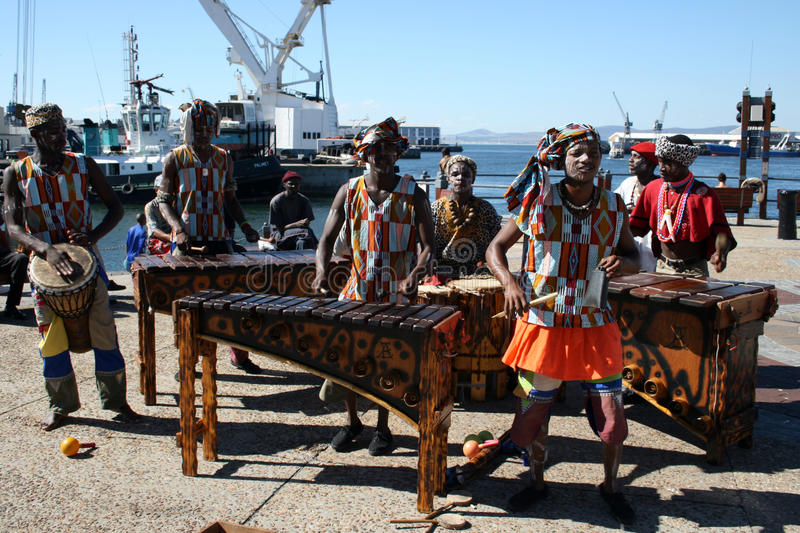 Download Band in Cape Town editorial photography. Image of harbour - 19167502