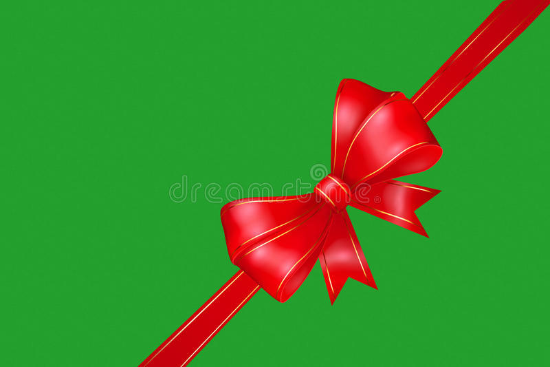 Band für Geschenk baket lizenzfreie stockfotografie