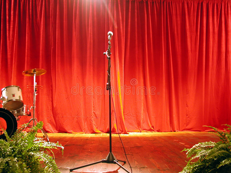 Band Scene2 lizenzfreies stockfoto