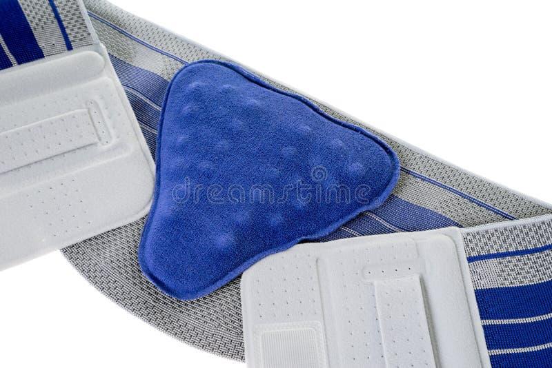 Bandaż dla plecy zdjęcie stock