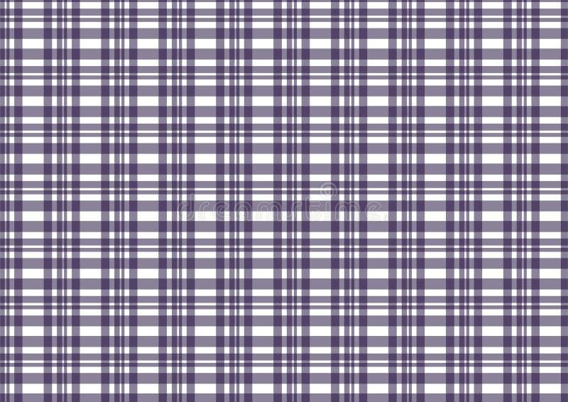 Banda geometrica astratta Art Background Pattern Texture blu illustrazione di stock