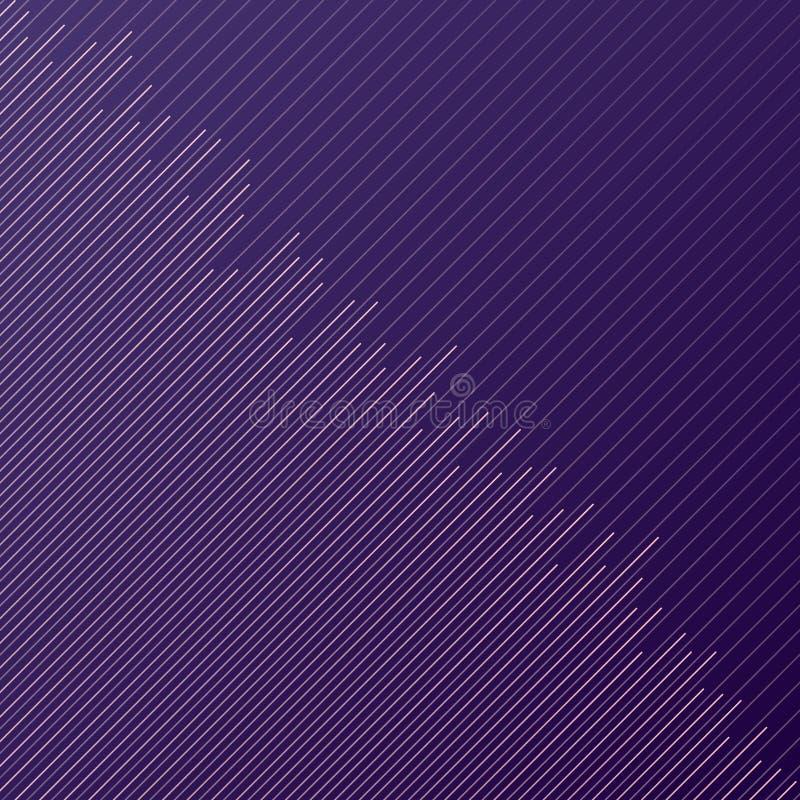 Banda minima astratta di progettazione e linee diagonali modello su pur royalty illustrazione gratis