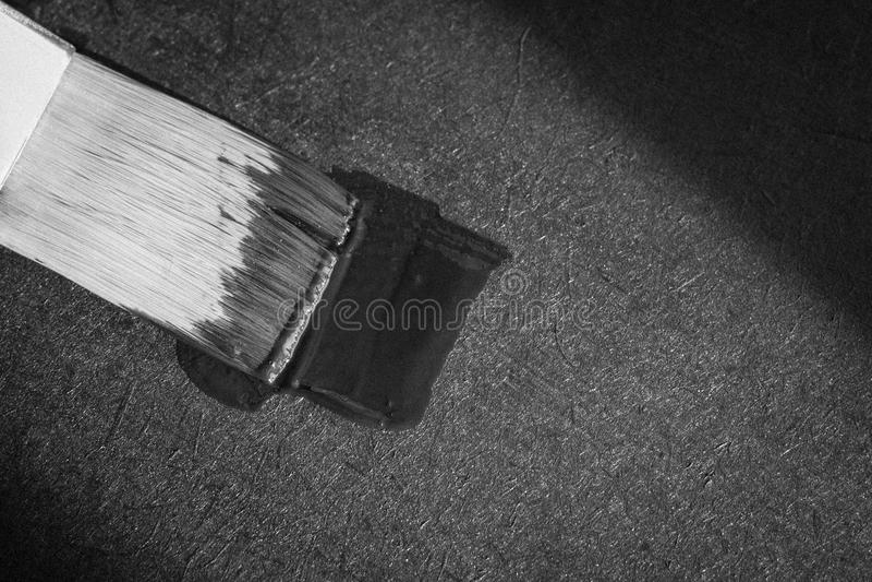 Banda negra de la vida fotografía de archivo libre de regalías