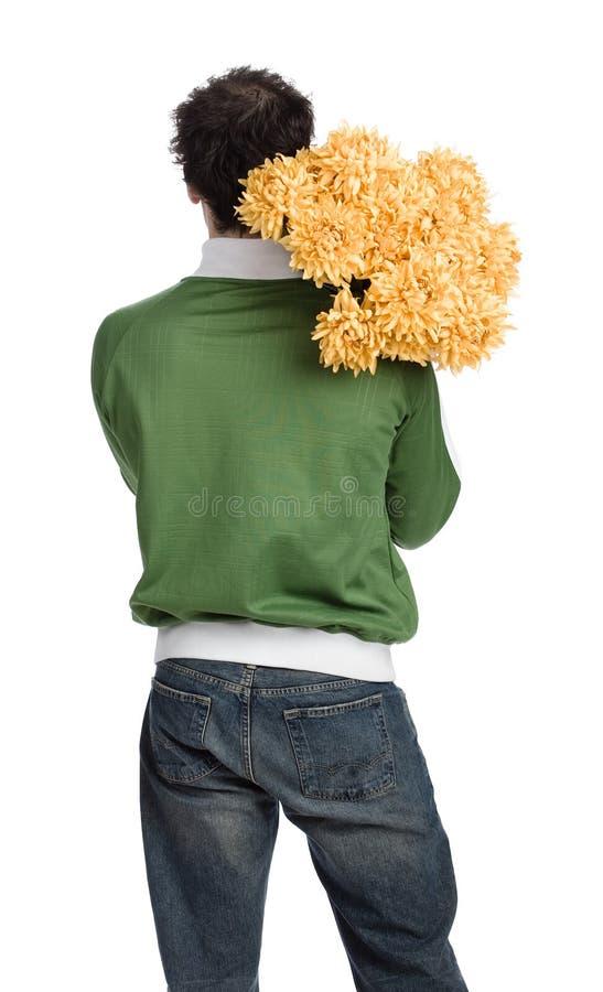 banda z kwiaciarni zdjęcia stock