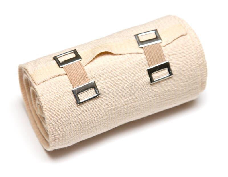 Bandage élastique photo libre de droits