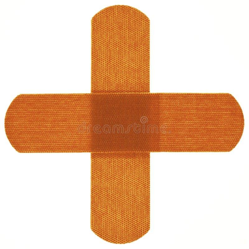 Download Bandages adhésifs photo stock. Image du adhésif, soin - 8670124