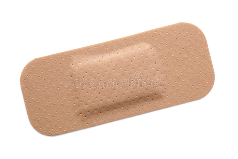 Bandaid bandage royalty free stock image