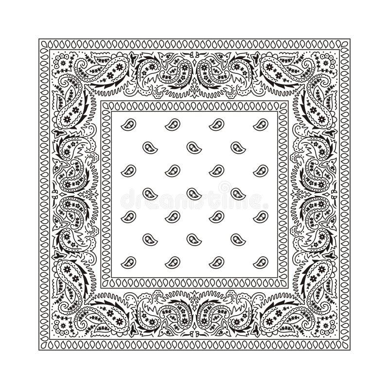Free Bandana 2 (White) Royalty Free Stock Images - 13232479