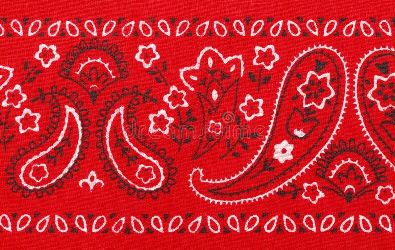 Download Bandana stockbild. Bild von auslegung, farbe, taschentuch - 38680439