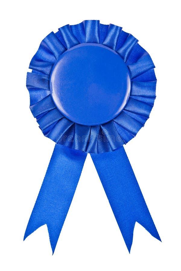 Bande bleue photographie stock libre de droits