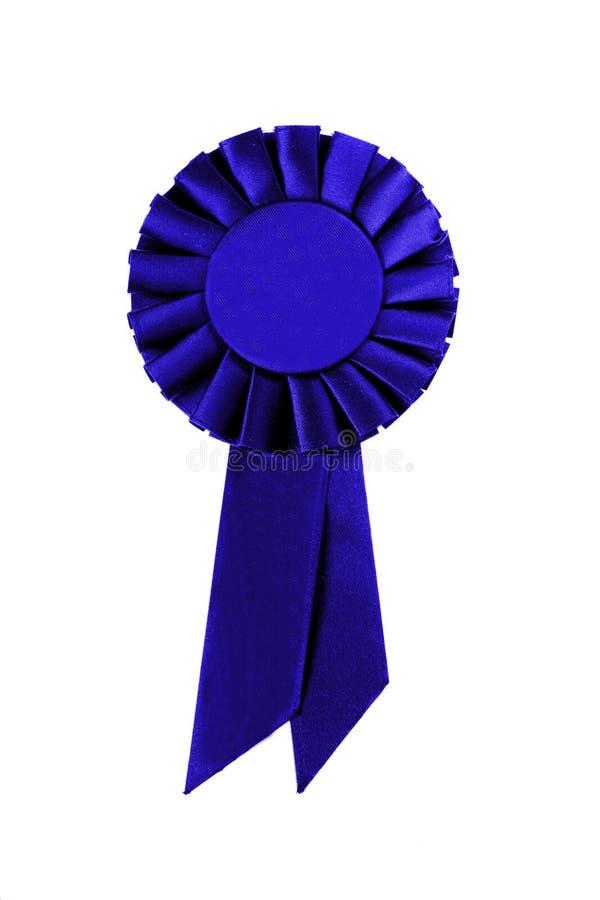 Bande bleue photo stock