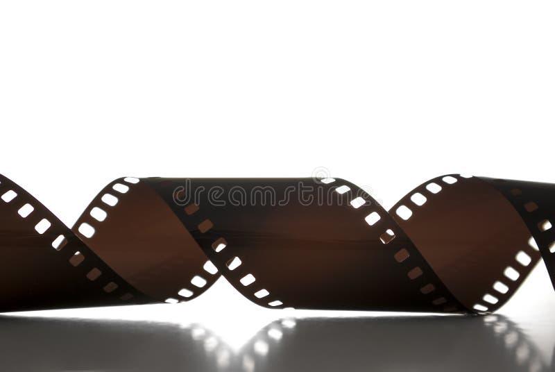 Bande de film photo libre de droits