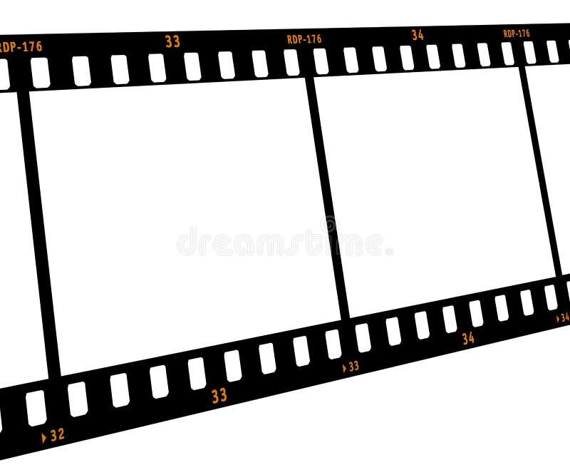 Bande de film illustration libre de droits