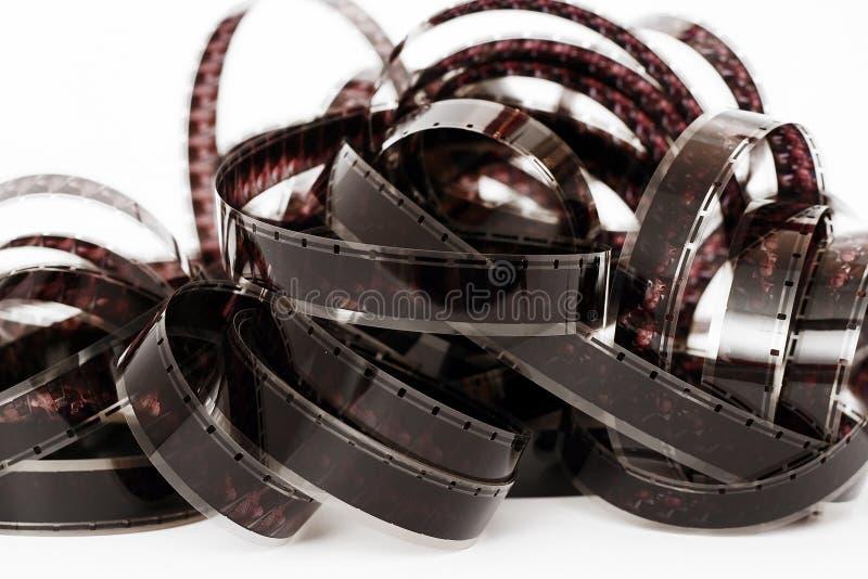 bande de film de 8mm image libre de droits