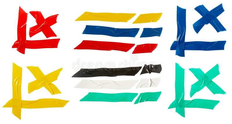 bande de groupe de couleur photographie stock libre de droits