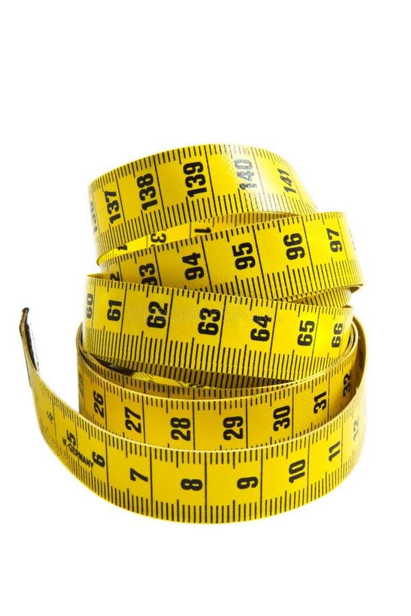 Bande de mesureuse photographie stock