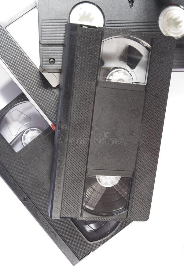 Bande de VHS photos stock