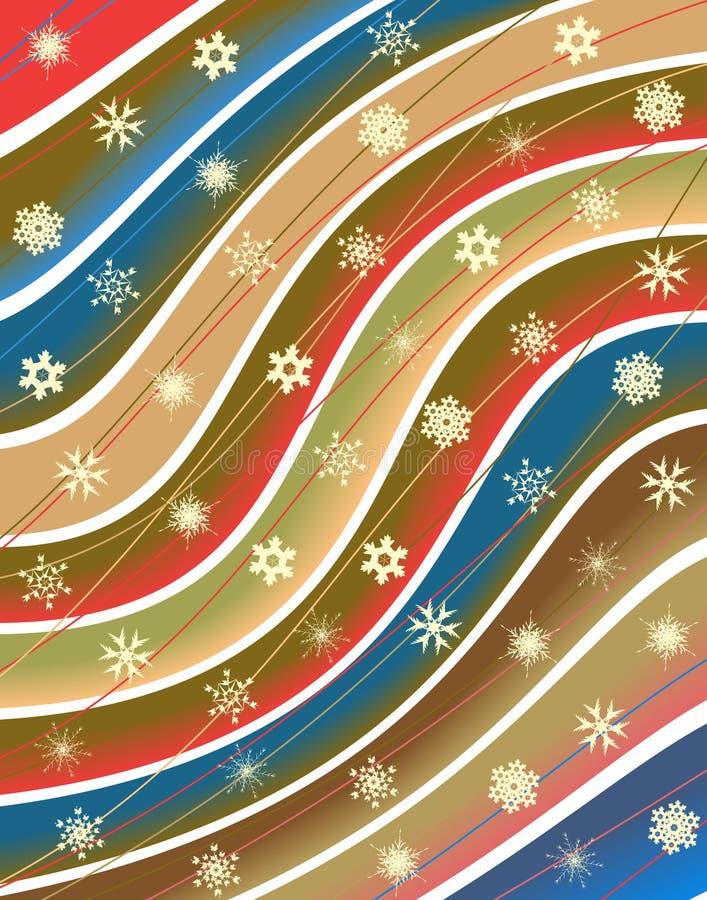 Bande della neve royalty illustrazione gratis