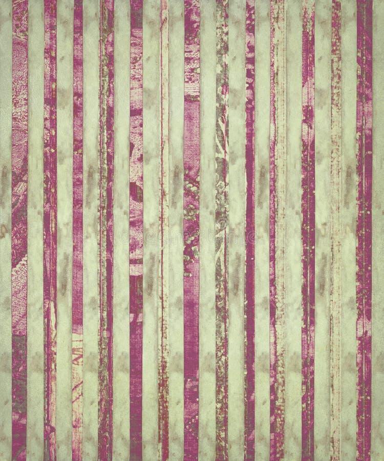 Bande dentellare Grungy su pergamena antica fotografie stock libere da diritti