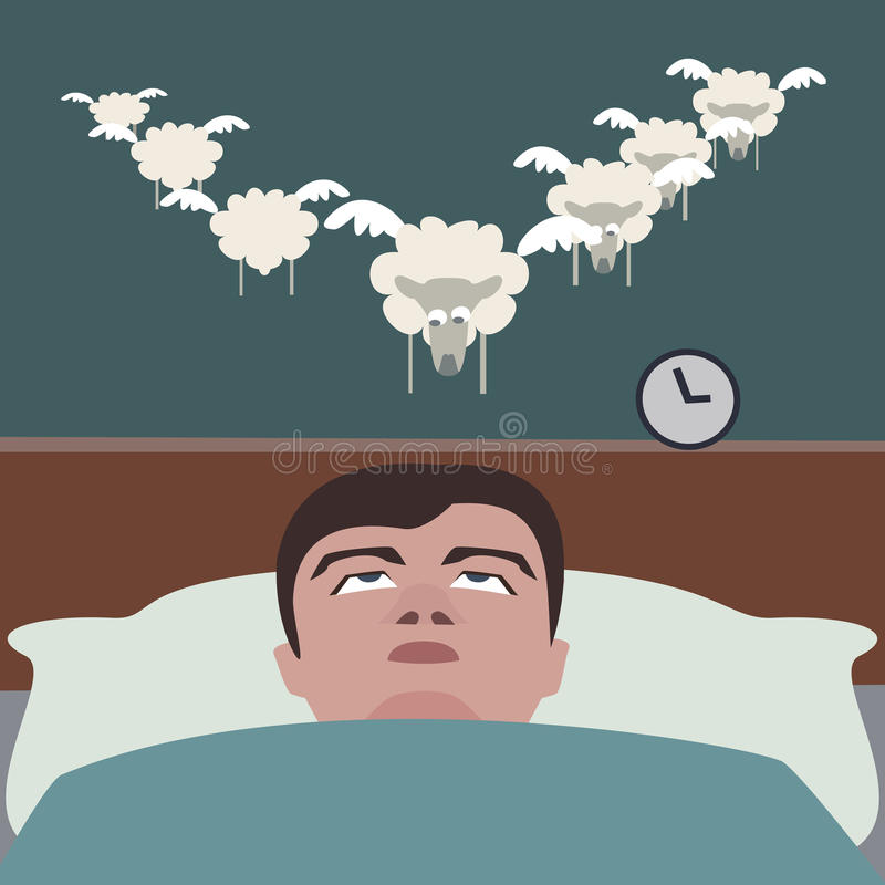 image drole insomnie