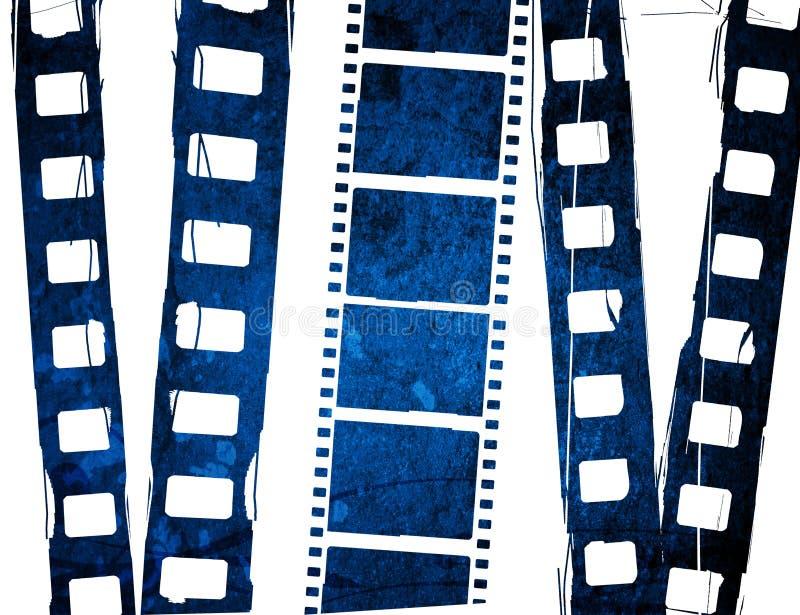 Bande grande de film illustration de vecteur