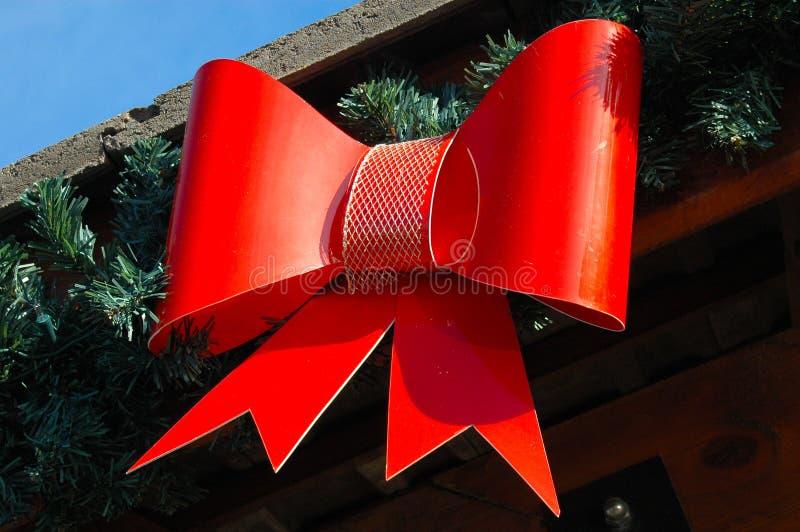 Bande rouge image stock