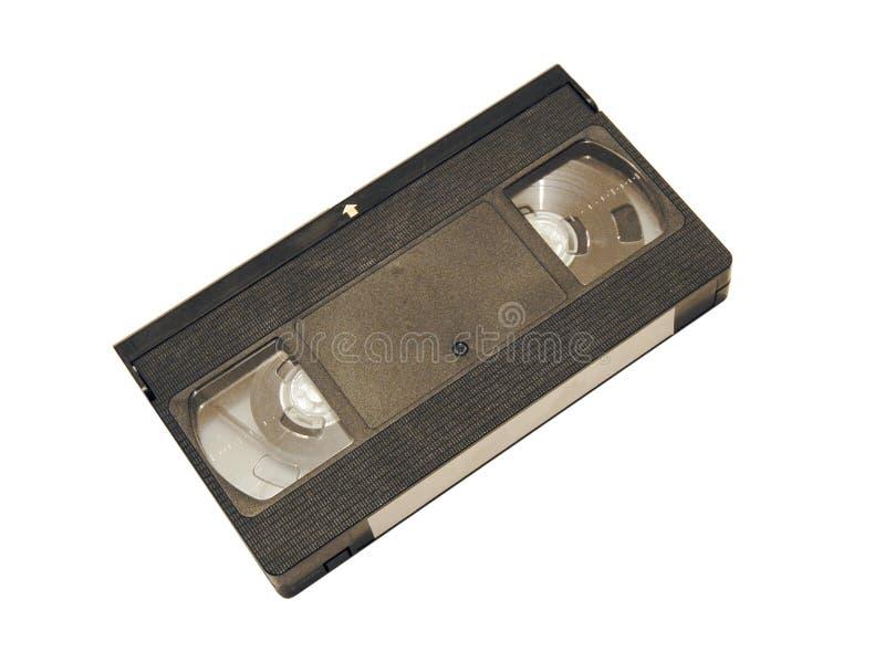 Bande vidéo 2 de VHS photos libres de droits