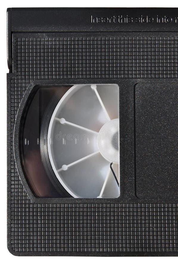 Bande vidéo en cassettes photographie stock